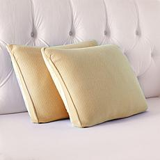 JOY Set of 2 Warm & Cool Universal Pillows - Standard