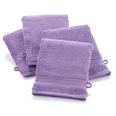 JOY True Perfection Bleach-Resistant 4 Wash Mitts