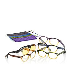 JOY Ultimate Jewelry for Your Eyes 10pc SHADES Readers