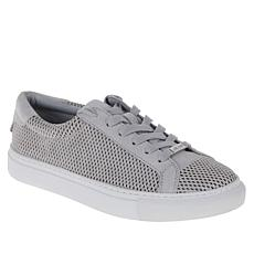 J/Slides NYC Lorrie Perforated Leather Sneaker