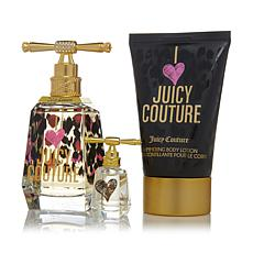 Juicy Couture I Love Juicy Couture 3pc Set 1.7 oz. EDP
