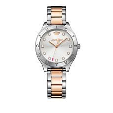 Juicy Couture Sierra 2-tone Stainless Steel Watch
