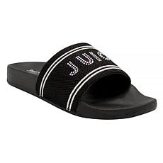 Juicy Couture Wiggles Mesh Slide