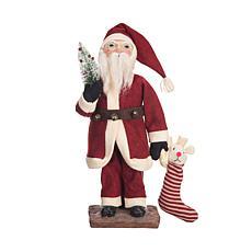 Jules Santa Art Doll Figurine