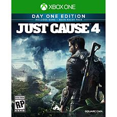 Just Cause 4 Day One Edition for Xbox One