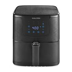 Kalorik 3.5-Quart Digital Air fryer - Matte Black