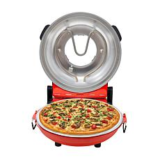 Kalorik Hot Stone Pizza Oven - Red