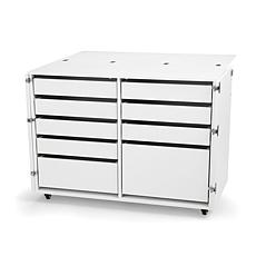 Kangaroo Cabinets Dingo II 9-Drawer Storage Cabinet for Sewing/Crafts
