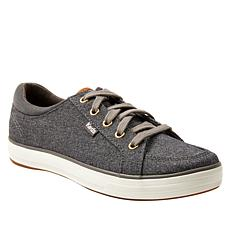 Keds Center ll Speckle Lace-Up Canvas Sneaker