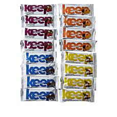 Keep Healthy 16-piece Chocolate Covered Fruit & Nut Bars Auto-Ship®