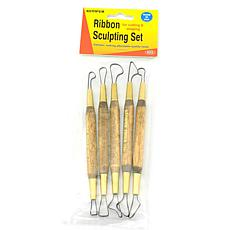 """Kemper 6"""" Ribbon Tool Sculpting Set"""