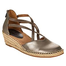 Kenneth Cole Reaction Clo Elastic Wedge Espadrille