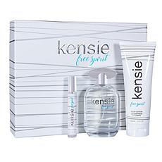 Kensie Free Spirit Gift Set 3-pack
