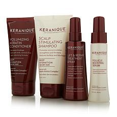 Keranique 30-Day Volumizing Kit with Deep Hydration