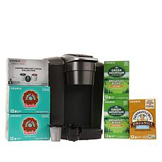 Keurig K-Elite Coffee Maker with 66 K-Cups and My K-Cup