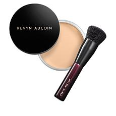 Kevyn Aucoin Light FB 01 Foundation Balm with Brush