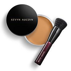 Kevyn Aucoin Medium FB 08 Foundation Balm with Brush