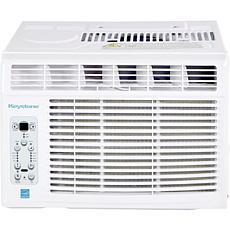 Keystone Energy Star 8k BTU Window-Mounted Air Conditioner w/ Remote
