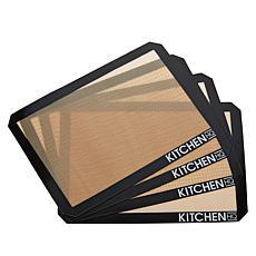 "KHQ 4 Pack of 16.5"" x 11.6"" Baking Sheets"