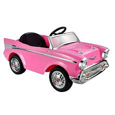 Kid Motorz Chevy Bel Air 12V One Seater Ride-On Vehicle