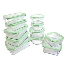Kinetic 22-piece Glassworks Food Storage Set