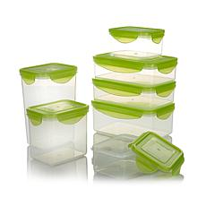 Kinetic Fresh 14-Piece Food Storage Set