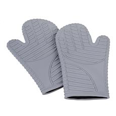 Kitchen HQ Super Grip Heat Resistant Oven Mitts