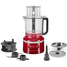 KitchenAid 13-Cup Food Processor - Empire Red