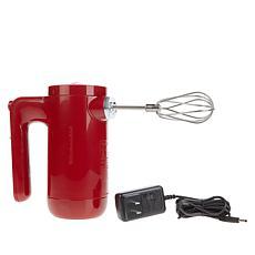 KitchenAid 7-Speed Cordless Hand Mixer