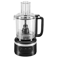 KitchenAid 9-Cup Food Processor Black Matte