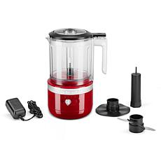 KitchenAid Cordless 5-Cup Food Chopper - Empire Red
