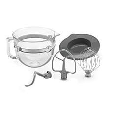 KitchenAid® F-Series 6-Quart Glass Bowl Accessory Bundle