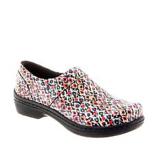Klogs Footwear Mission Leather Non-Slip Clog