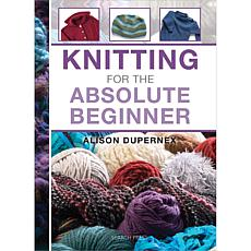 """Knitting for the Absolute Beginner"" Book"