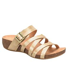 Korks Aster Comfort Slide Wedge Sandal