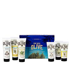 Korres 6-piece Greek Olive Oil Blockbuster Set