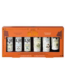 Korres 6-piece The Absolute Greek Olive Oil Set