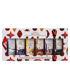 Korres Best of Body Moisturizing 6-piece Body Milk
