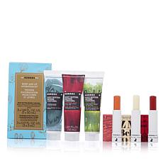 Korres Body & Lip 6-piece Hydration Kit