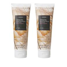 Korres Cashmere Rose Smoothing Body Butter Duo - 7.95 fl. oz.