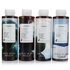 Korres Greek Isle Fruits Shower Gel 4-piece Kit