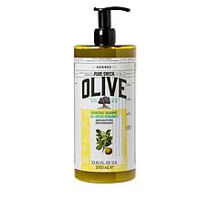 Korres Olive Oil & Bergamot Hydrating Shower Gel - 1 Liter
