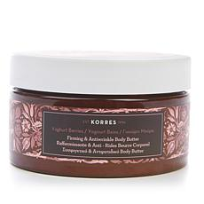 Korres Yoghurt & Berries Firming Body Butter