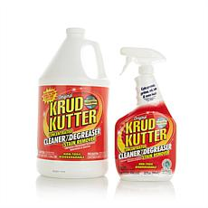 Krud Kutter 1-Gallon Original Concentrated Cleaner with Spray Bottle