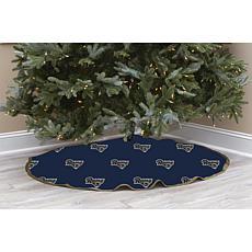 LA Rams Christmas Tree Skirt