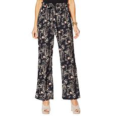 LaBellum by Hillary Scott Paperbag-Waist Pant
