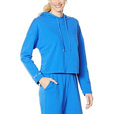 Laila Ali Adjustable Length Long-Sleeve Hoodie