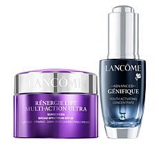 Lancôme 2-piece Renergie Ultra Cream and Genifique Set