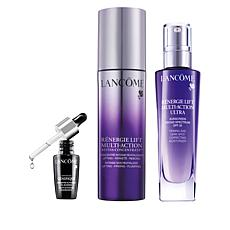 Lancôme 3-piece Renergie Reviva and Ultra with Génifique Set