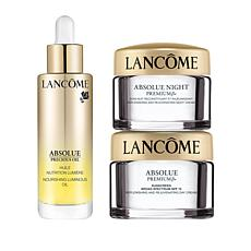 Lancôme Absolue Bx Day/Night Cream and Precious Oil 3-piece Set